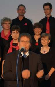 Pfarrer Paul Klaß. Foto: JoBo, 5-2014.